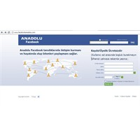 Facebook'un Rakibi Anadolu'dan