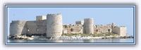 Mersin deki Kız Kalesi