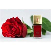 Ysl La Laque Couture No 6 Rouge Dada
