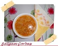 Şalgam Çorbası