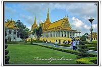 Herşeyi İle Kamboçya Ve Tarihi Yerleri