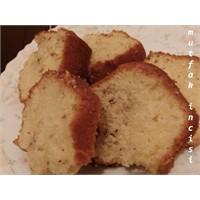 Fındıklı Limonlu Kek