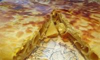 Teflon Tavada, Makarnalı Börek