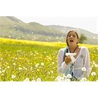 Bahar Alerjisi Performansı Düşürüyor