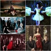 Dizi Tavsiyesi: Vampire Diaries