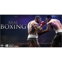 İphone'larda Boks Keyfi : Real Boxing