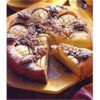 Cevizli Elmalı Pasta