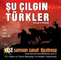 Çılgın Türkler Kitabından Bi Alıntı