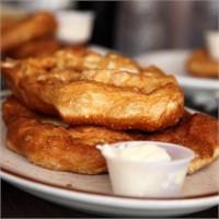 Peynirli Puf Çörek Tarifi