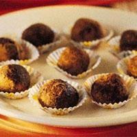 Çikolatalı Lezzet Topları