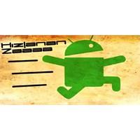 Android Telefonunuz Hızlansın