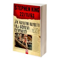 Stephen King - 22/11/63
