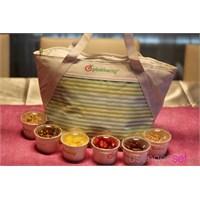 Çikolata Çilek Fındık İlaveli Greyfurt Pinkberry