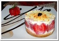 Çilek Aşkı (çilekli Mini Pasta)