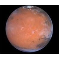 Mars Bir Zamanlar Sularla Kaplıydı