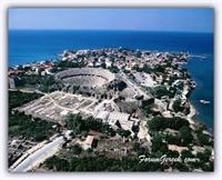 Akdeniz Bölgesinin İncisi Side (manavgat)