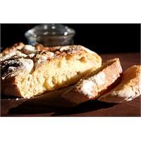 Yoğurulmayan Ekmek