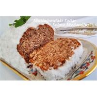 Muzlu Kremalı Kek