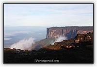 Amazon Ormanlarında Kayıp Dünya - Roraima Dağı