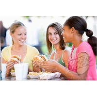 Fast Food'un Sağlıklı Olanı