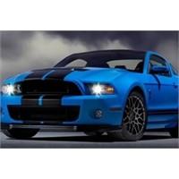 Mustang Shelby Gt500 650 Beygir