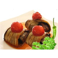 Köfteler.. Patlıcanlı Köfte