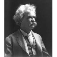 Cehaletin Sınırı, Mark Twain