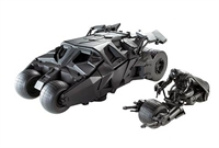 Batman The Dark Knight-batmobile