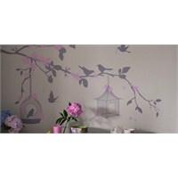 Duvarımda Kuş Sesleri