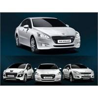 Peugeot, 3 Farklı Modelden Oluşan Bir Hybrid4 ...