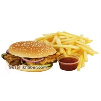 Diyeti Bozmayan 10 Fast Food Planı
