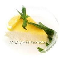 Limonlu Parfe (Mutfak Ve Tatlar)