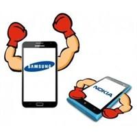 Nokia Zirveyi Samsung'a Kaptırdı