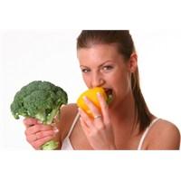 Sağlıklı Ve Doğru Beslenme