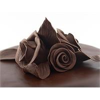 Kapadokya'da, Sevgililer Günü İçin Çikolata Güller