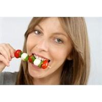 Hastalıklara Karşı Doğal Yiyecekler!