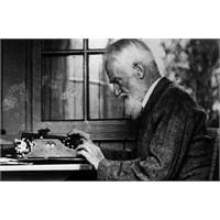 Şaka, Sanattır: George Bernard Shaw