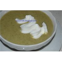 Kremali Brokoli Çorbası
