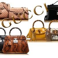 Deri Ustası Gucci Ve 2014 Çantaları