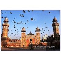 Babürlüler Döneminden - Vezir Han Cami | Pakistan