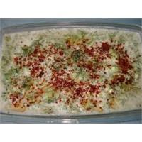 Beyaz Salata Tarifi