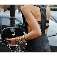 Trend: Sırt Dekolteli Elbise
