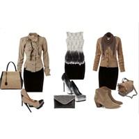 Bugün Hangi Moda? Bir Etek Üç Kombin