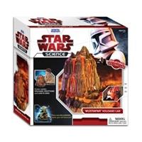Star Wars - Mustafar Volcano Lab