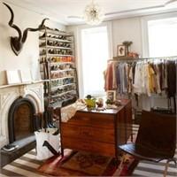 Bir Evin Giyinme Odası Nasıl Olmalı
