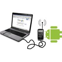 Android Üzerinden Bilgisayarla İnternete Bağlanmak