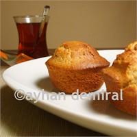 Mısır Unlu, Portakallı Muffin