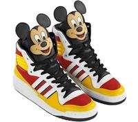 Jeremy Scott Mickey Mouse Adidas Ayakkabılar