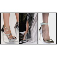 2013 İlkbahar / Yaz Ayakkabi Trendleri