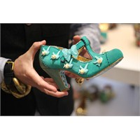 Ayakkabıyla Sanatın Birlikteliği